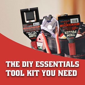 The DIY Essentials Tool Kit You Need