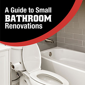 A Guide to Small Bathroom Renovations